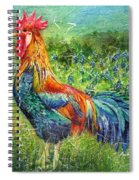 Texas Glory Spiral Notebook
