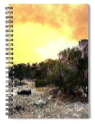 Texas Hill Country Spiral Notebook