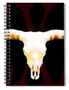 Texas Longhorns By Sharon Cummings Spiral Notebook