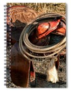 Texas Morning Spiral Notebook