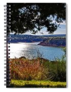 Texas Panhandle Scenic Spiral Notebook