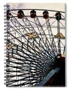 Texas Star Spiral Notebook