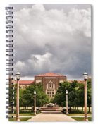 School Of Education Spiral Notebook
