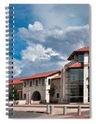 Texas Tech Student Union Spiral Notebook