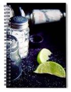 Texas Tequila Slammer 02 Spiral Notebook