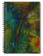 Textural Fortitude Spiral Notebook