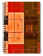Textured Beauty Spiral Notebook