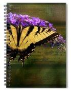 Textured Spiral Notebook