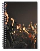 Tfk-joel-ty-trevor-2720 Spiral Notebook