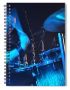 Tfk-steve-3833 Spiral Notebook