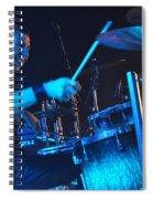 Tfk-steve-3834 Spiral Notebook