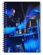 Tfk-steve-3934 Spiral Notebook