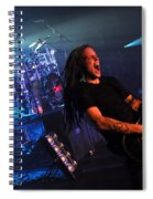 Tfk-steve-ty-3382 Spiral Notebook