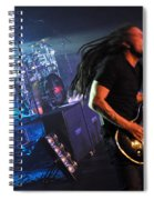 Tfk-steve-ty-3383 Spiral Notebook