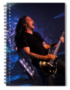 Tfk-steve-ty-3392 Spiral Notebook