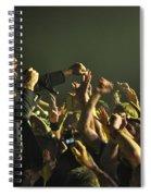 Tfk-trevor-2727-1 Spiral Notebook