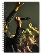 Tfk-trevor-2831 Spiral Notebook