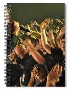 Tfk-trevor-2860 Spiral Notebook