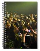 Tfk-trevor-2872 Spiral Notebook