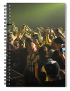 Tfk-trevor-2876 Spiral Notebook