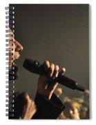 Tfk-trevor-2978 Spiral Notebook