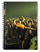 Tfk-trevor-cheeseballs-2883 Spiral Notebook