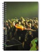 Tfk-trevor-cheeseballs-2884 Spiral Notebook