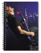 Tfk-ty-3109 Spiral Notebook