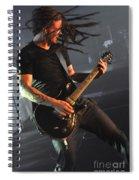 Tfk-ty-3622 Spiral Notebook
