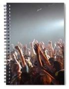 Tfk-ty-3635 Spiral Notebook
