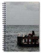 T.g.i.f Spiral Notebook