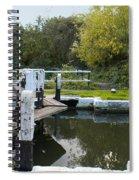 Th Locks Spiral Notebook