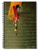 Thai Bell Spiral Notebook