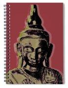 Thai Buddha #1 Spiral Notebook