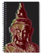 Thai Buddha #3 Spiral Notebook