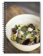 Thai Jungle Curry Fish Soup Spiral Notebook