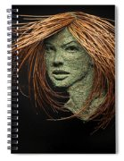 Thalia Of The Three Graces Spiral Notebook