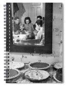 Thanksgiving, 1940 Spiral Notebook