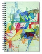 That Hashem And His Ways Become Known In The World 2 Spiral Notebook