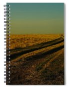 That Long Long Road Spiral Notebook