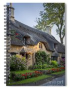 Thatched Roof - Cotswolds Spiral Notebook