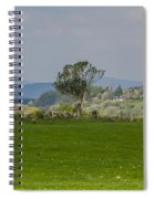 Thatched Roof - County Mayo Ireland Spiral Notebook
