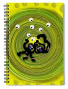That's All Folks Spiral Notebook