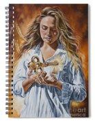 The 7 Spirits Series - The Spirit Of Understanding Spiral Notebook