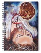 The 7 Spirits - The Spirit Of Wisdom Spiral Notebook