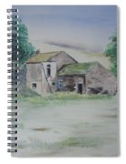 The Abandoned House Spiral Notebook