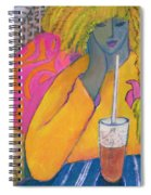 The Absolute Last Straw Spiral Notebook