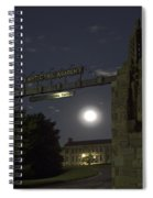 The Academy Spiral Notebook