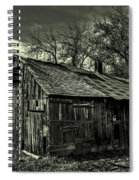 The Adirondack Mountain Region Barn Spiral Notebook
