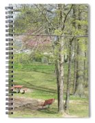 The Advent Of Spring Spiral Notebook